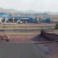 رکورد جدید تولید و حمل گندله در فولاد سنگان
