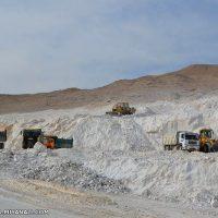 سمنان ۲۰۰۰پروانه معدنی دارد.