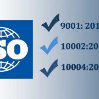 آران ماشین سه گواهینامه معتبر ISO را کسب نمود