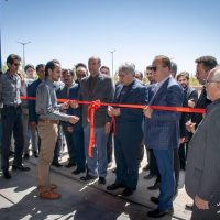 گزارش تصویری افتتاحیه خط تولید و مونتاژ آران ماشین